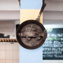 Fish & Chips - smażalnia ryb jak nad morzem