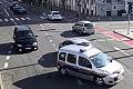 Gdynia: straż miejska eskortowała rodzącą do szpitala