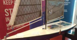 Studenci przez trzy lata budowali autonomiczną łódź. Ktoś ją ukradł