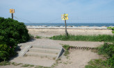 Kończy się naprawa bulwaru na Westerplatte