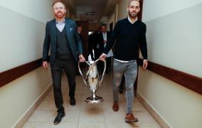 Lechia Gdańsk zaprasza  do muzeum. Zobacz Puchar Polski