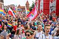 Marsz Równości przeszedł ulicami Gdańska