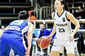 Mistrzyni Rumunii Angelika Slamova koszykarką Arki Gdynia