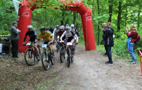 Mistrzostwa Polski amatorów Family Cup w rodzinnym kolarstwie górskim