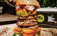 Pięć największych burgerów w Trójmieście