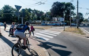 Uzupełnią drogę rowerową wzdłuż Wielkopolskiej