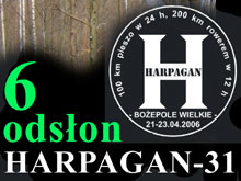 Harpagan 31, sześć jego odsłon