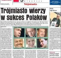 Trójmiasto wierzy w Polaków