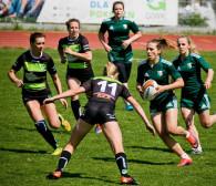 Rugby. W sobotę Biało-Zielone Ladies przypieczętują mistrzostwo Polski