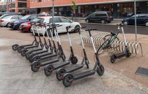 Hulajnoga elektryczna jak rower. Prace nad nowymi przepisami