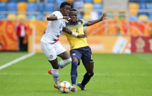 MŚ U-20. Ekwador pokonał USA w Gdyni. We wtorek półfinał Ukraina - Włochy