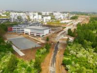 Nowa Bulońska: linia tramwajowa będzie dłuższa. Wyjątkowa estakada wenecka