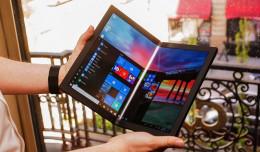 Moda na gibkość: elastyczne laptopy