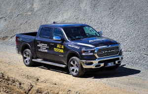 Dodge Ram: wielki, luksusowy pick-up