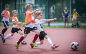 Blisko 400 piłkarzy w turnieju na Zaspie