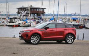 Nowy Range Rover Evoque: przebojowy i designerski