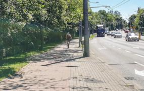 Sopot: remont fragmentu drogi rowerowej wzdłuż Niepodległości