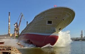 Trawler z Remontowa Shipbuilding