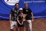 Sport Talent. Weronika Ewald mierzy w tenisowy top
