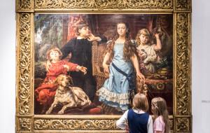 Jan Matejko o wielu obliczach. Słynne obrazy w Państwowej Galerii Sztuki