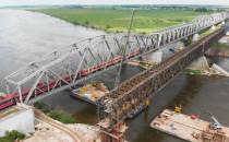 Zobacz rozbiórkę mostu na Wiśle w Tczewie
