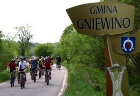 Szlaki rowerowe gminy Gniewino; edycja 1