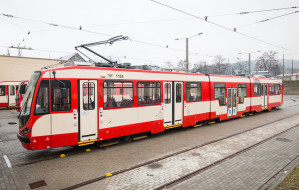 Nowe-stare tramwaje z Niemiec. Nie będą wozić pasażerów