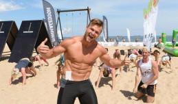 Rusz się! Plażowe treningi funkcjonalne z Irkiem Żakiem