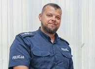 Nagroda dla policjanta, który uratował tonące dzieci