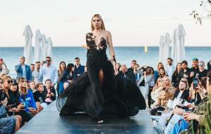 Moda i gwiazdy na plaży Hotelu Haffner