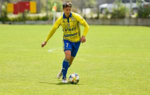 Arka Gdynia - FC Chemnitzer 2:2 w sparingu. Pablo Ortega, skaut z Hiszpanii