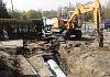 Wznowiono remont ważnego skrzyżowania na Obłużu
