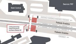 17 nowych przejść dla pieszych i nowe buspasy w Gdańsku