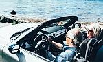 Auto Potop - piknik samochodowy w Szwecji