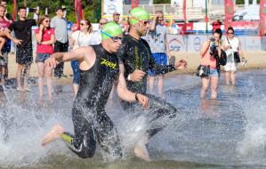 Triathlon Gdańsk na ponad 700 uczestników