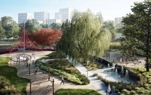 Drugi przetarg na budowę Parku Centralnego w Gdyni