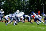 Futbol amerykański. Białe Lwy z Jaguars o pierwsze zwycięstwo