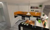 Aranżacje wnętrz. Kuchnia i pokój dzienny w jednym pomieszczeniu
