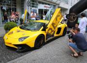 Auta warte miliony złotych w Sopocie