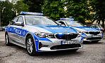 Cztery nowe radiowozy marki BMW w Trójmieście