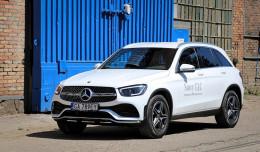 Odmłodzony Mercedes GLC