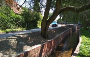 Okolice Parku nad Strzyżą nie będą już zalewane