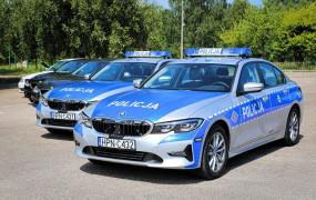 Policyjna grupa Speed w BMW będzie tropić piratów drogowych