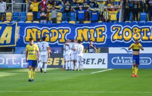 Arka Gdynia - Jagiellonia Białystok 0:3. Niemoc na inaugurację ekstraklasy