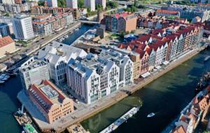 Wyspa Spichrzów i Ołowianka - wyspy w sercu Gdańska