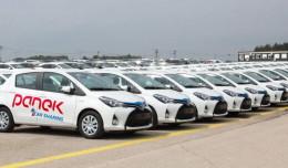 Kolejna firma aut współdzielonych wkracza do Trójmiasta. Carsharing także na doby