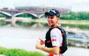 Przebiegł ponad 700 km z Zakopanego do Gdyni