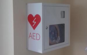 """Defibrylatory w ZUS-ie. """"Jest bezpieczniej"""""""