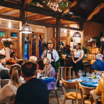 Trzy Żywioły: kolacja charytatywna u Jakubiaka