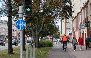 Rowerowa rywalizacja i zlot rowerów cargo